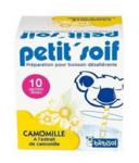 Bébisol Petit'Soif Camomille x10 à PARIS