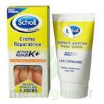 Scholl Crème Réparatrice pour Talons Fendillés à PARIS