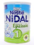NIDAL LAIT 1 FORMULE EPAISSIE 800G à PARIS