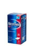 NICOTINELL MENTHE FRAICHEUR 2 mg SANS SUCRE, gomme à mâcher médicamenteuse 8Plq/12 (96) à PARIS