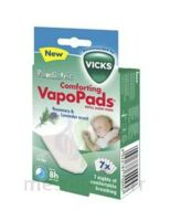 VICKS COMFORTING VAPOPADS PEDIATRIC, bt 7 à PARIS