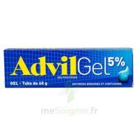 ADVILGEL 5 %, gel à PARIS
