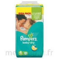 PAMPERS COUCHES BABYDRY 8-16KG X 120 à PARIS