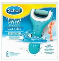Scholl Velvet Smooth Wet&Dry Râpe électrique rechargeable à PARIS
