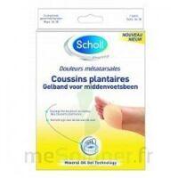 Scholl Coussin plantaire douleurs métatarsales T2 à PARIS