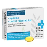 SOS AROMA Caps confort respiratoire à PARIS