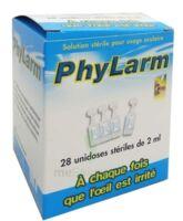PHYLARM, unidose 2 ml, bt 28 à PARIS