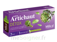 MILICAL ARTICHAUT DETOX 7 JOURS à PARIS