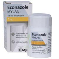 ECONAZOLE MYLAN 1%, poudre pour application cutanée à PARIS