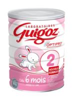 GUIGOZ 2 Lait pdre B/800g à PARIS