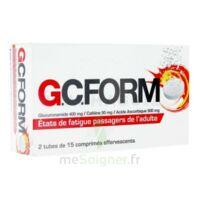 GCFORM, comprimé effervescent à PARIS