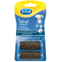 Scholl Velvet Smooth Rouleaux De Remplacement  Grain Extra Exfoliant à PARIS