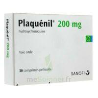 PLAQUENIL 200 mg, comprimé pelliculé à PARIS