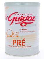 GUIGOZ LAIT PRE GUIGOZ EXPERT 400G à PARIS